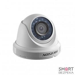 Купольная Turbo HD видеокамера Hikvision DS-2CE56D5T-IR3Z (2.8-12)