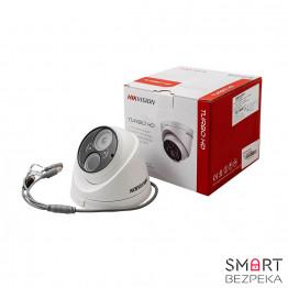Купольная Turbo HD видеокамера Hikvision DS-2CE56D5T-VFIT3 (2.8-12) - Фото № 23