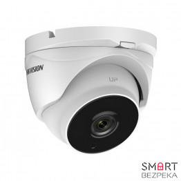 Купольная Turbo HD видеокамера Hikvision DS-2CE56D7T-IT3Z (2.8-12)