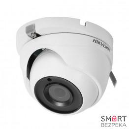 Купольная Turbo HD видеокамера Hikvision DS-2CE56D7T-ITM (2.8)