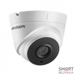 Купольная Turbo HD видеокамера Hikvision DS-2CE56D8T-IT3E (2.8)