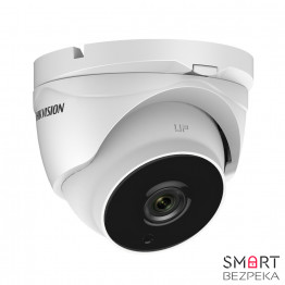 Купольная Turbo HD видеокамера Hikvision DS-2CE56D8T-IT3ZE (2.8-12)