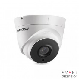 Купольная Turbo HD видеокамера Hikvision DS-2CE56F7T-IT3 (3.6)