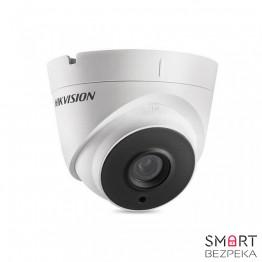 Купольная Turbo HD видеокамера Hikvision DS-2CE56H1T-IT3 (2.8)