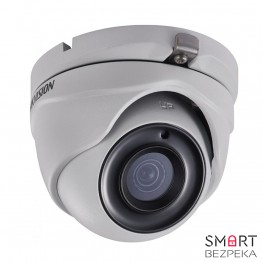 Купольная Turbo HD видеокамера Hikvision DS-2CE56H1T-ITM (2.8)