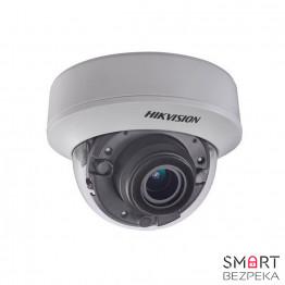 Купольная Turbo HD видеокамера Hikvision DS-2CE56H1T-ITZ (2.8-12)