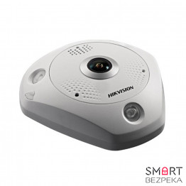 Купольная IP-камера Hikvision DS-2CD6362F-IS (1.27)