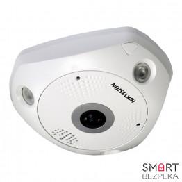 Купольная IP-камера Hikvision DS-2CD6362F-IV (1.27)