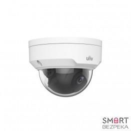 IP-видеокамера купольная Uniview IPC324ER3-DVPF28 - Фото № 22