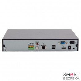 Сетевой IP видеорегистратор Uniview NVR301-08E - Фото № 6