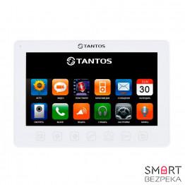 Видеодомофон Tantos Prime Slim 7 (White)