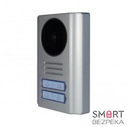 Многоабонентская вызывная панель Tantos Stuart-4