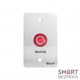 Кнопка выхода Bas-IP SH-45 пьезоэлектрическая
