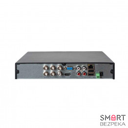 Гибридный видеорегистратор AHD Tecsar L4CH4A-UHD+