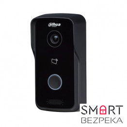 Беспроводной Wi-Fi видеозвонок Dahua DHI-VTO2111D-WP