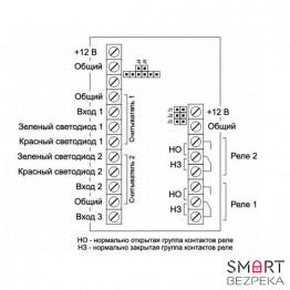 Автономный контроллер доступа IRS iBC-03 - Фото № 4