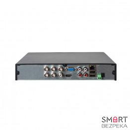 Гибридный видеорегистратор AHD Tecsar B4CH4AB-QHD+