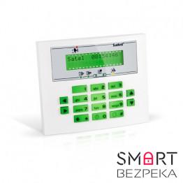 Проводная ЖКИ-клавиатура Satel INT-KLCDS-GR