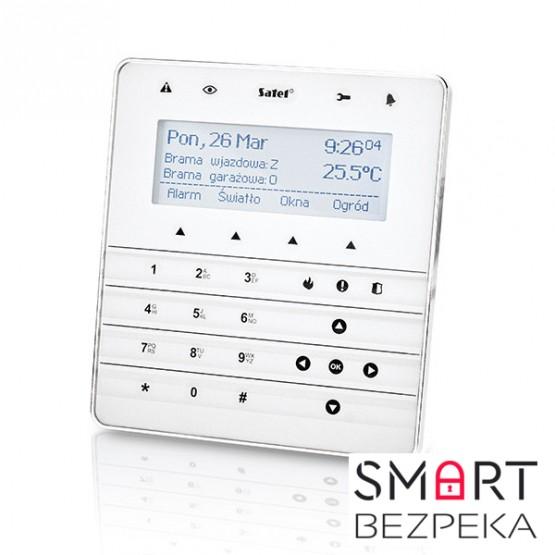 Клавиатура сенсорная Satel INT-KSG-WSW
