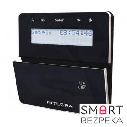 Клавиатура со считывателем карт Satel INT-KLFR-BSB - Фото № 17