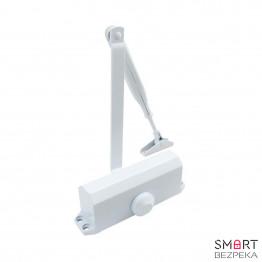 Доводчик дверной ECO-Schulte TS-10 ЕN 2/3/4 локтевая тяга с фиксацией