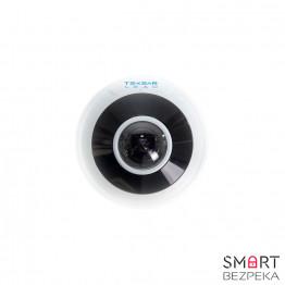 IP-видеокамера уличная Tecsar Lead IPFS-L-4M10F-SD6-poe (Рыбий глаз)
