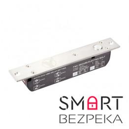 Ригельный замок YB-700A(LED) врезной для системы  контроля доступа