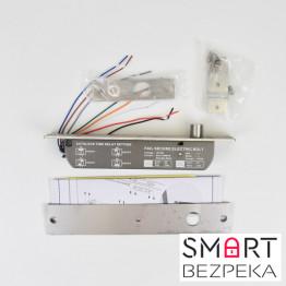 Ригельный замок YB-700B(LED) врезной для системы  контроля доступа - Фото № 18