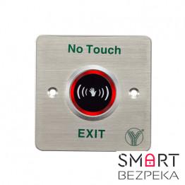 Кнопка выхода ISK-841C бесконтактная для системы  контроля доступа - Фото № 10
