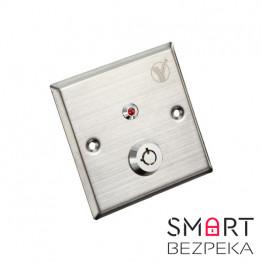 Кнопка выхода YKS-850LM для системы контроля  доступа
