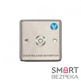Кнопка выхода YKS-850S для системы контроля  доступа - Фото № 8