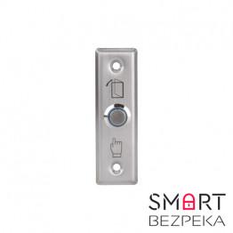 Кнопка выхода Exit-811L для системы контроля  доступа с LED-подсветкой