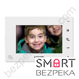 Видеодомофон KCV-A374 monoSD(white)