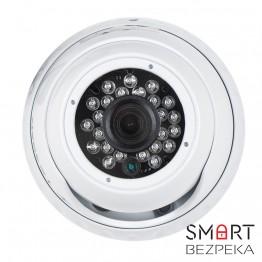 Видеокамера AHD купольная Tecsar AHDD-20F2M-A-out - Фото № 5